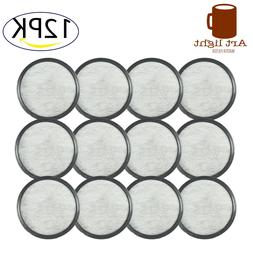 12pcs Replacement Water Filter Disks for Mr Coffee Machines