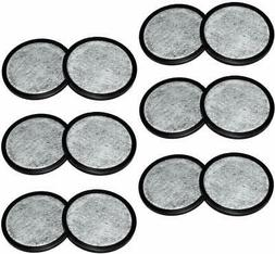 Everyday 12-Replacement Charcoal Water Filters for Mr. Coffe