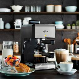 Coffee Bar Espresso Machine Milk Steam Frother Cappuccino La