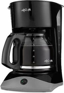 Coffee Pot Mr. Coffee 12-Cup Coffee Maker Auto Pause Lift Cl