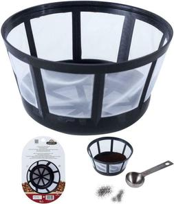 Fill & Brew Reusable Coffee Filter Basket for Most Mr. Coffe