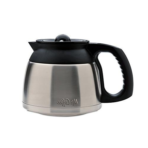 Mr. Coffee Stainless Steel Carafe