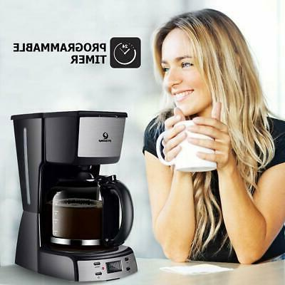 Posame Makers-12 Cup Drip Coffee Maker