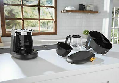 Mr. 12-Cup Programmable Coffee Dishwashable Design -