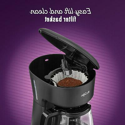 Mr. Coffee 12-Cup with Switch,