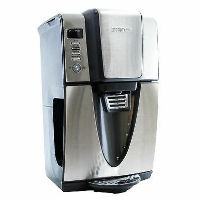Mr. 24 Programmable Power Serve 12 Cup Coffee Stainless Steel