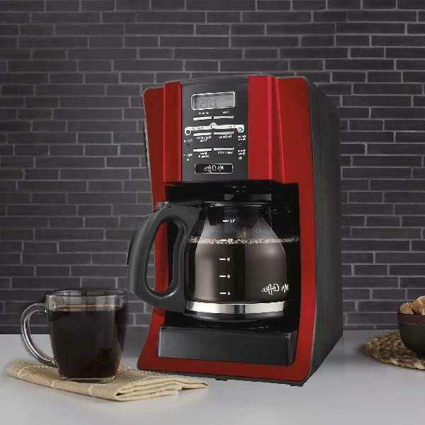 mr coffee advanced brew 12 cup programmable