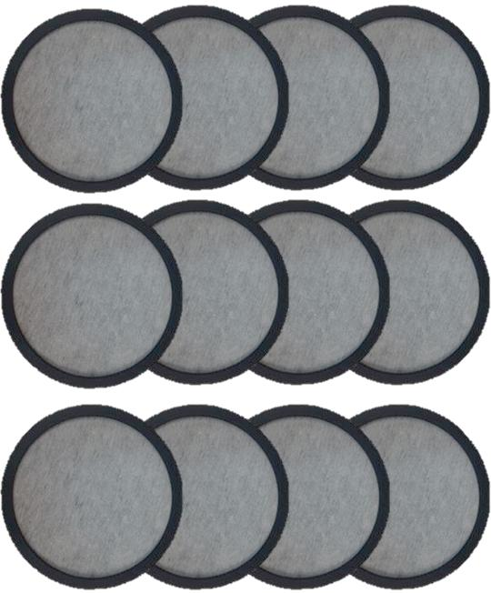 12 Coffee Charcoal Disks for ALL Mr Machines