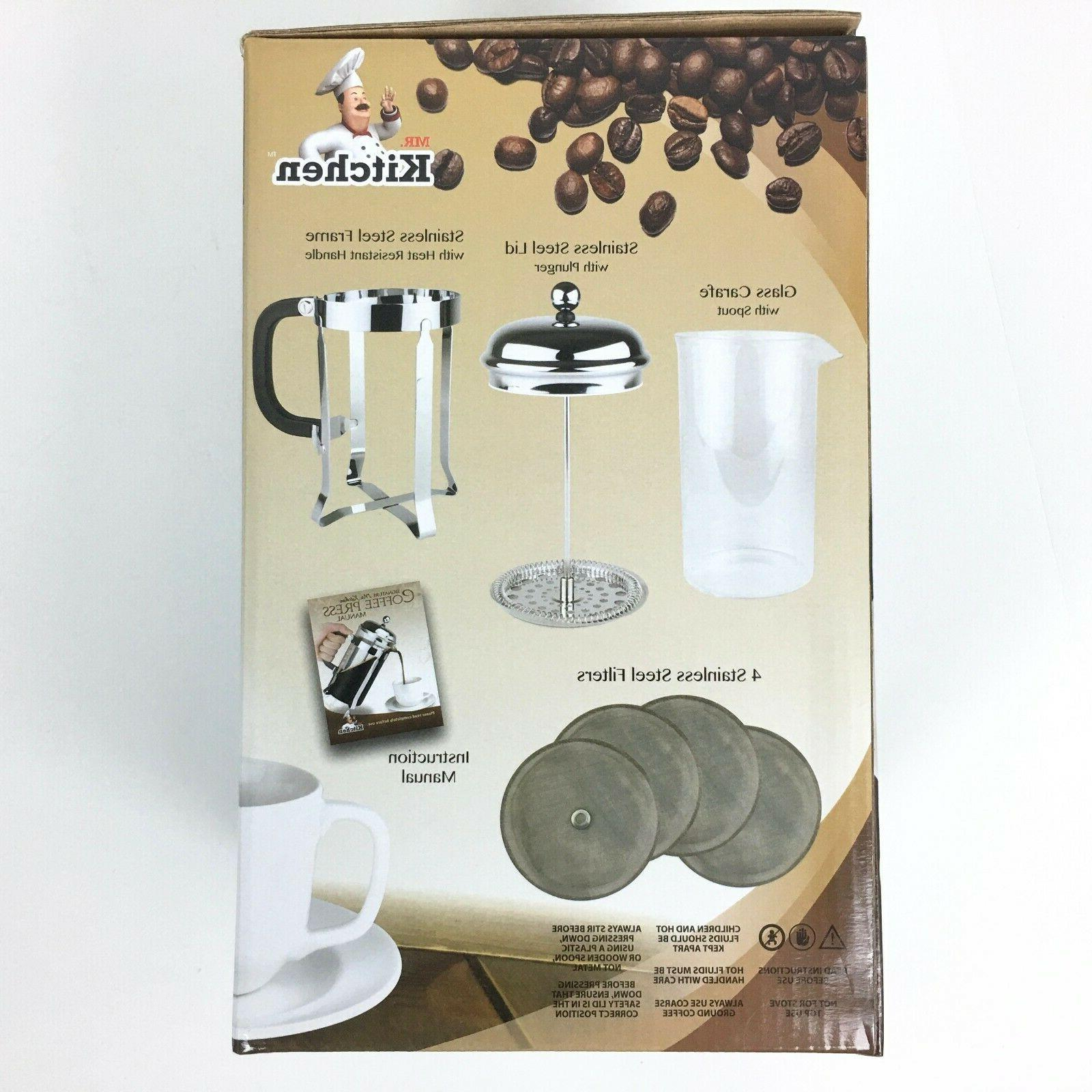 NEW IN Kitchen French Coffee 32