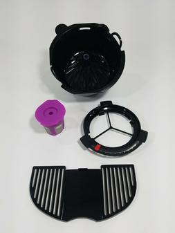 Mr Coffee 12 Cup Basket, Filter, Drip Tray Replacement Parts