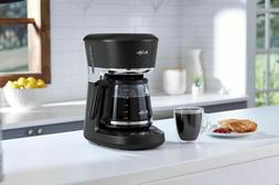 Mr. Coffee - 12-Cup Programmable Coffee Maker with Dishwasha