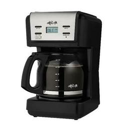 Mr. Coffee 12 Cup Programmable Coffee Maker Home Kitchen Tim