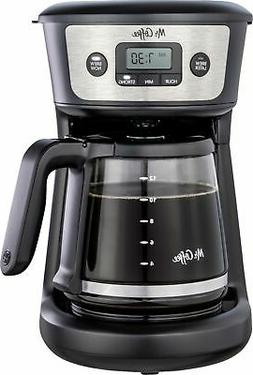 Mr. Coffee - 12-Cup Programmable Coffee Maker, Strong Brew S