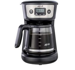 Mr.Coffee 12-Cup Programmable Coffeemaker, Strong Brew Selec