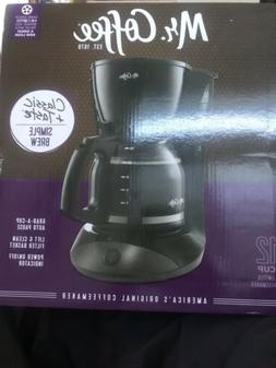 Mr. Coffee 12 Cup Switch CoffeeMaker M6B
