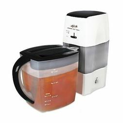 Mr. Coffee 3-Quart Pitcher Iced Tea and Iced Coffee Maker Br