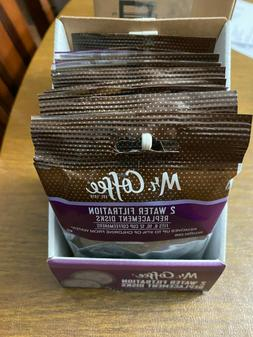 Mr. Coffee  Circle  Coffee Filter  2 pk - Case Pack of 10