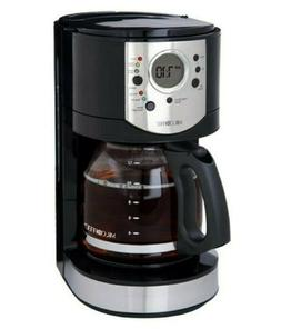 mr coffee cjx21cp 12 cup programmable coffee