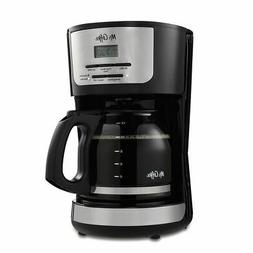 Mr. Coffee FLX Series 12-Cup Programmable Coffeemaker - BVMC