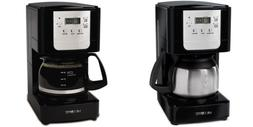 Mr. Coffee JWX3 5-Cup Programmable Coffeemaker, 2 Colors