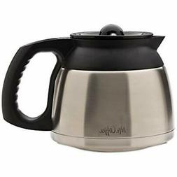 Mr. Coffee Machine Accessories DRD95-RB 8-Cup Stainless Stee