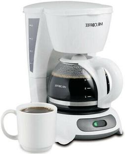 mr coffee simple brew 4 cup switch