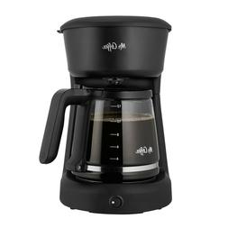 Mr. Coffee Sk13 12-Cup Switch Coffeemaker, Black