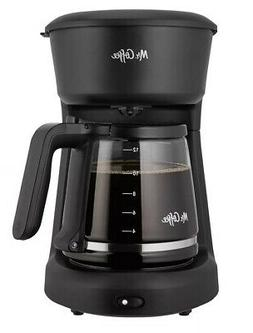 Mr.Coffee Switch 12-Cup Coffee Maker - Black Grab A Cup Auto