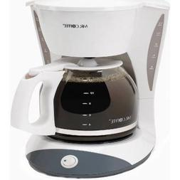 Mr. Coffee 12 Cup Switch Coffeemaker-12 CUP COFFEE MAKER