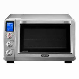 NEW DELONGHI EO241150M LIVENZA 0.8 CUFT STAINLESS COUNTERTOP