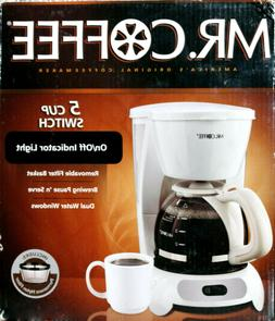 NEW Mr. Coffee Vintage Model TF6 Automatic 4/5 Cup Superior