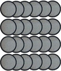Premium Replacement Charcoal Water Filter Disk for Mr. Coffe