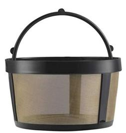 GoldTone Reusable 4 Cup Basket Mr. Coffee Replacement Coffee