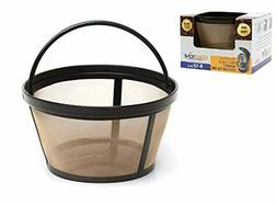 GOLDTONE Reusable 8-12 Cup Basket Coffee Filter fits Mr. Cof