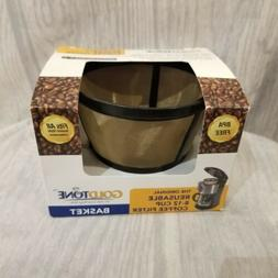 stainless steel 8 12 cup basket reusable